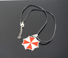 Hot Movie Resident Evil Umbrella Company Pendant&Necklace High Quality Personality Jewelry Christmas Gift