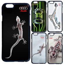 Hot For Audi Case for iPhone 4 4S 5 5S SE 5C 6 6S 7 Plus LG G2 G3 G4 G5 G6 Samsung Note 3 4 5 S3 S4 S5 Mini S6 S7 S8 Edge Plus