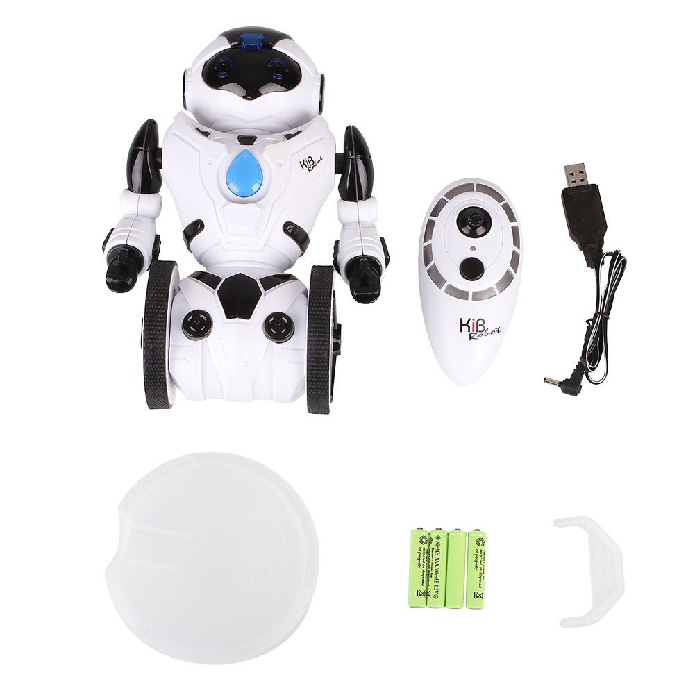 JXD 2.4GHz Radio Electric Balance G-Sensor RC Dancing Battle Action Robot<br><br>Aliexpress