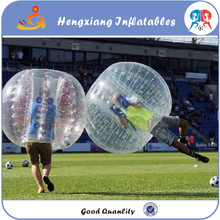 Free shipping, 12pcs+2blower Nice Factory Price Inflatable Bumper Ball,1.5m Zorb Ball Suit,Bubble Soccer,Loopy Ball For Playing