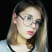 RBUDDY Round Clear Glasses Eyeglasses For Women Men Retro Transparent Fake Glasses Round optical Computer Glasses Frame 2017(China)