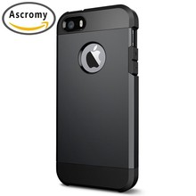 Ascromy Tough Armor For iPhone 5S 5 S SE iPhone5 Heavy Duty Protection Air Cushion Back Case Cover Phone Accessories Coque Capa(China)
