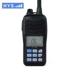 TC-36M 80CH VHF Waterproof IP-X7 Marine Radio Walkie Talkie Handheld HF Transceiver Portable Large LCD Display Float Flash