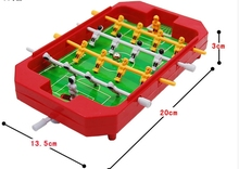 Mini desktop football bar desktop toys games Children's foosball table