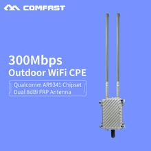 500mW COMFAST WA700 300Mbps Opening Software AR9341chipset Dual 8dBi Antenna Outdoor CPE Router Wifi AP Wireless Network Bridge