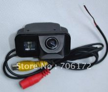 Promotion rear car camera system car security camera for toyota corolla 2008-2011 free shipping(China)