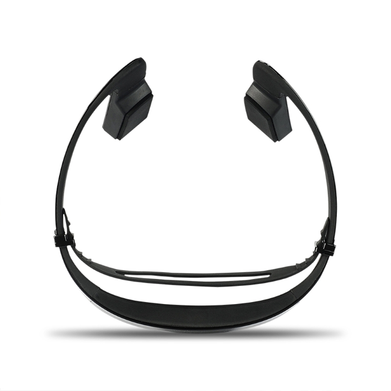 OOTDTY LF-18 Wireless Bluetooth 4.1 Headset Stereo Neck-Strap Bone Conduction Headphone<br>