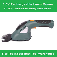 ST2704-1 3.6V grassmower/electric mower/Sier cordless cutter /grass cutter/pruner