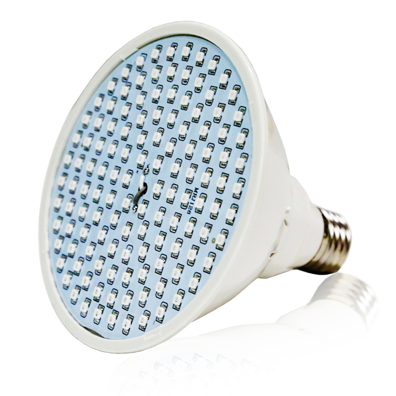 E27 Base 15W 20W 30W led grow light Hydroponic lighting with Clip plants Lamps for hydroponics system indoor garden greenhouse (13)