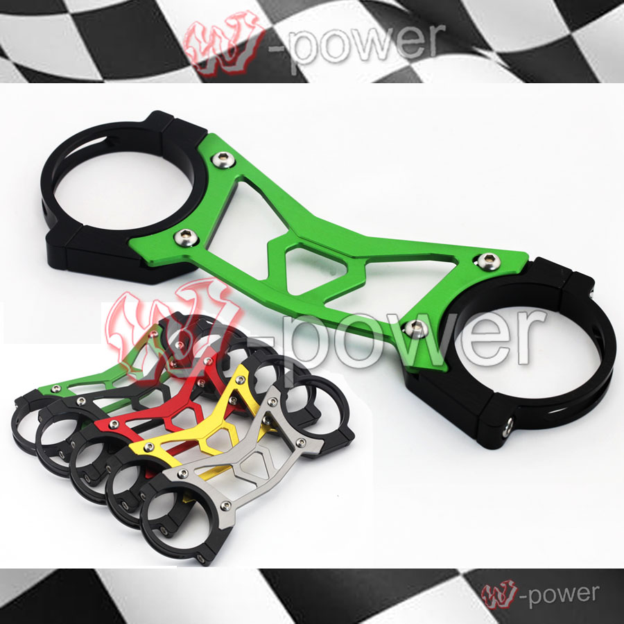 For KAWASAKI NINJA 650 12-15 / ER6F ER-6F 12-14 BALANCE SHOCK FORKLIFTS Motorcycle Accessories CNC Aluminum 5 colors<br>