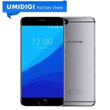 Original Umidigi C Note MTK MT6737T Quad-core 1.5GHZ Fingerprint ID Cell Phone Android 7.0 5.5 inch 3800mAh Mobile Phone