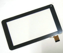 "Free Film + New Touch screen Digitizer For 7"" i-joy ijoy Next DUALCORE Tablet Touch panel Glass Sensor replacement Free Shipping(China)"