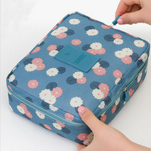 Girl Makeup Bag Women Cosmetic Bag Wash Toiletry Make Up Organizer Storage Travel Kit Bag Multifunction Ladies Bag Case