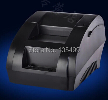 58mm printer USB mini thermal receipt printer ticket pos portable laser printers and Barcode scanner<br><br>Aliexpress