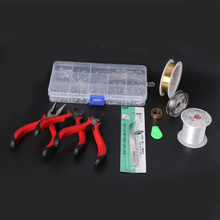 Free Shipping Jewelry Findings Sets,Beading Tool Kit,Beads &Jewelry DIY Making,Bead Work Tools Beads Package
