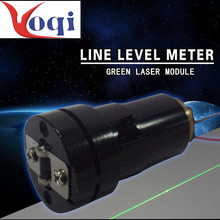 The center of punctuation 532nm Green line laser module level positioning woodworking marking marking garment cutting(China)