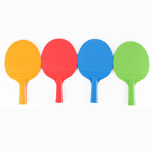 Children's table tennis racket toys beginners children baby table tennis racket small kindergarten racket sports equipment(China)
