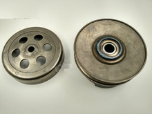 DRIVE WHEEL OR CLUTCH COVER  AND CLUTCH PAD SUIT FOR LONCIN200 ATV