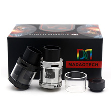 AIR FORCE ONE V2 RDA Atomizers Vaporizer E cig Vapor Rebuildable Airflow Control PEEK Insulators With Wide drip
