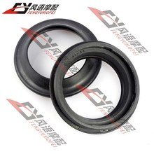 For Honda CB400 1992-1998 VTEC400 1-4 Motorcycle Front Fork shock absorber oil seal cover dust cover 41X54 Free Shipping
