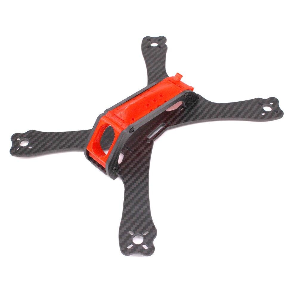 PUDA Cerberus Stretch-X FPV Racing Drone Frame 5 3.5mm Carbon Fiber Arm For Flynoceros Cerberus v2  QAV-X Martian 230<br>