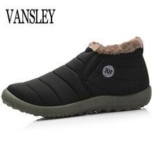 Femmes et hommes d'hiver Chaussures solides Bottes de neige Coton Couleur intérieur antidérapage Bas Gardez Bottes chaud de ski Np63G7