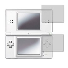 2 in 1 Protective Clear Touch Protect Seal Film Up&Down Screen Protectors Guard for Nintendo DS Lite/NDSL(China)