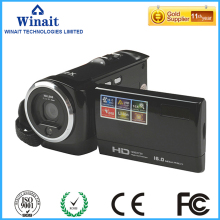 16MP cheap digital video camera DV-C6 16X digital zoom DIS 32Gb memory 720p hd mini digital video camcorder