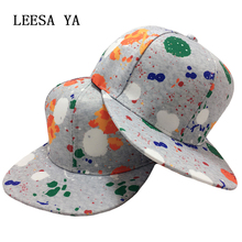 Wholesale Fashion Hip Hop Cap Boy Girl Graffiti Brand Snapback Cap Children Baseball Cap Snapback Hat Casquette Planas Gorras