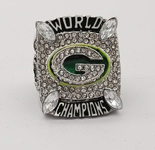 Wholesale Super Bowl 2010 Green Bay Packers Zinc Alloy  Custom Sports Replica Fans World Championship Ring