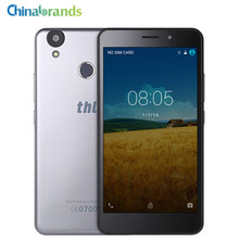 "THL T9 Pro Android 6.0 5.5"" 4G Mobile Phone MTK6737 Quad Core Smartphone 2GB 16GB Fingerprint ID Bluetooth 4.0 GPS Dual SIM Cell"