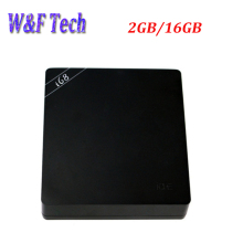 2pcs RK3368 tv box I68 android 5.1 Octa 64bits media player 2GB/16GB 2.4G wifi Bluetooth 4.0 H.265 4k  Smart tv box