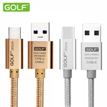 Original Golf 100cm USB Type C Charging Cable For Samsung Galaxy S7 Xiaomi mi4c  Nexus 6P Meizu Pro 5 6 USB Type-c Smartphone