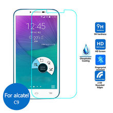 Tempered Glass Screen Protector Film CASE for Alcatel One Touch Pop 2 3/ C3 C5 C7 C9/ Idol 3 4.7 5.5 /Pixi 3 4 3.5 4.5 5.0 5.5 6
