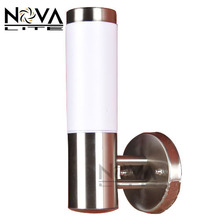E27 Surface Wall Sconce Outdoor Light Balcony Garden Exterior Lighting Wall Lamp Use with E27 LED CFL Lamp(China)