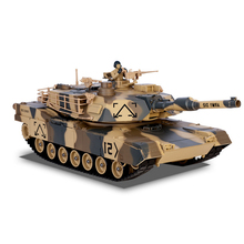 41cm large Electrical RC Remote Control Toy Tank 781 Rc Tank High Cost-effective Rotate Fighting tank Toy with BB bullet(China)