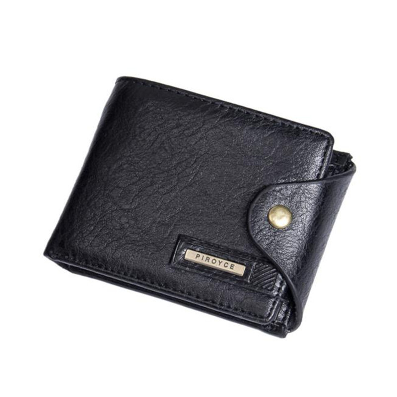 Men Wallet multifunction Purse Male Wallets Moin Pocket Hasp Soft Leather Famous Brand Mini Money Bag Black carteira masculina<br><br>Aliexpress