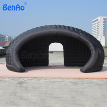 J003 20ft Inflatable tent Inside air blower High quality Free shipping BT02 Inflatable dome tent for event(China)