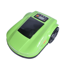 1Pcs S520 4th generation robot lawn mower with Range Funtion,Auto Recharged,Remote Controller,Waterproof 35m/min