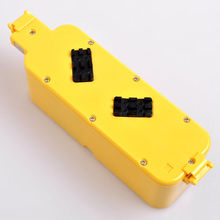 14.4V 2500MAH NI-MH Battery Pack For i Robot Room ba 400 405 410 415 4000 4100 4105 4110 4210 4130 Series battery