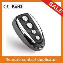 Hot selling 4 button clone remote control for garage door,abcd remote control duplicator