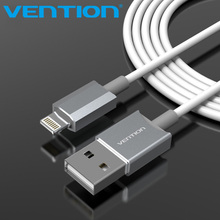 Vention 8Pin USB Charger Cable Fast Data Charger Sync USB to USB Cable 1m Charging Cord for Apple iPhone 5 5S 6 6S iPad iPhone(China)
