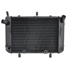 Motorcycle Radiator for Suzuki GSR400 GSR600 2004-2010 2005 2006 2007 2008 2009 Aftermarket Replacement Engine Cooling Part(China)