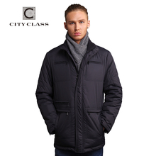 CITY CLASS 117 New Mens Autumn Jackets And Coats Classic Casual Long Stand Collar Jacket Free Shipment Black Blue Autumn Top