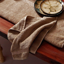 home textile brand bathroom towel small face hair towels for adults wash cloth square solid 100%cotton hotel supplies 32*32cm