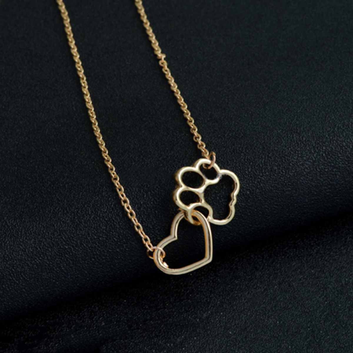SALE HOLLOW PET PAW FOOTPRINT NECKLACES FOR CAT LOVERS-Cat Jewelry-Free Shipping SALE HOLLOW PET PAW FOOTPRINT NECKLACES FOR CAT LOVERS-Cat Jewelry-Free Shipping HTB1fiksRpXXXXauXpXXq6xXFXXXO