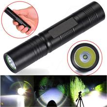 2017 NEW BIKE LIGHT Mini 5-Modes Adjustable XPE Q5 LED 18650 Flashlight Torch September15(China)