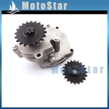 T8F 20 Tooth Sprocket Gear Box For 2 Stroke 33cc 43cc 49cc Engine Ty Rod II Go Kart Mini Bike Go Ped Scooter Xtreme(China)