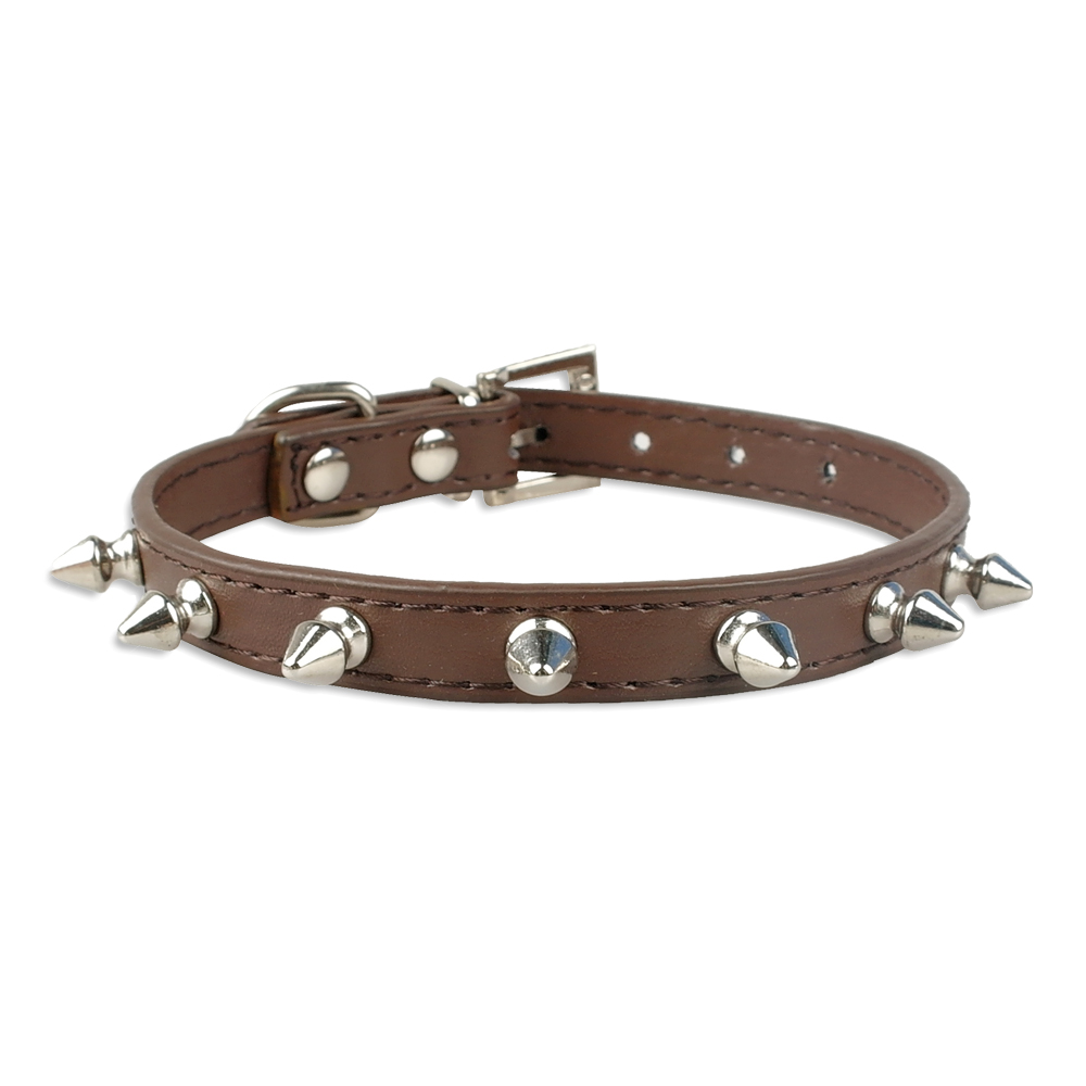1 Row Cute Rivets Studded Dog Accessories- DogsMall-International