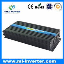 CE&RoHS approved,pure sine wave power inverter 2000w,2000w solar inverter with 20A charger(China)